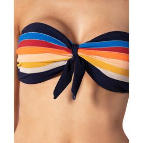 Rip Curl Keep On Surfin Bandeau Set Women navy